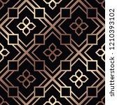 vector modern tiles pattern....   Shutterstock .eps vector #1210393102