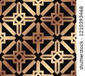 vector modern tiles pattern....   Shutterstock .eps vector #1210393468