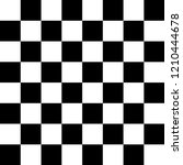 White And Black Squares Vector...