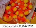Bag Of Candy Corn Halloween...