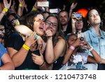 faro  portugal  30th august ... | Shutterstock . vector #1210473748