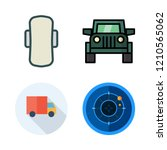 road icon set. vector set about ...   Shutterstock .eps vector #1210565062