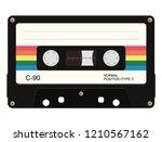 Cassette Tape. Vector...
