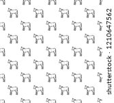 veal pattern seamless repeat... | Shutterstock .eps vector #1210647562