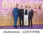 london  uk. october 23  2018 ... | Shutterstock . vector #1210719508