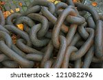 Iron Anchor Chain