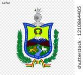 Emblem Of La Paz. City Of...