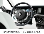 riga  september 2018   new... | Shutterstock . vector #1210864765