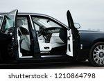 riga  september 2018   new... | Shutterstock . vector #1210864798