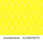 the geometric pattern with wavy ... | Shutterstock .eps vector #1210876072
