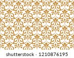wallpaper in the style of... | Shutterstock .eps vector #1210876195