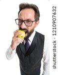 businessman classic formal...   Shutterstock . vector #1210907632