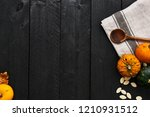 autumn vegetables cooking... | Shutterstock . vector #1210931512