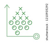 tactic   strategy   planning   | Shutterstock .eps vector #1210935292