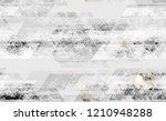 urban geometric camouflage... | Shutterstock .eps vector #1210948288
