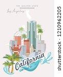 Los Angeles Vector City...