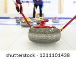 Granite curling stones.curling...