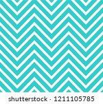 blue green zigzag shape pattern ... | Shutterstock .eps vector #1211105785