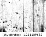 distressed wooden planks... | Shutterstock . vector #1211109652