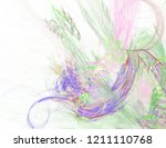 abstract background. digital... | Shutterstock . vector #1211110768