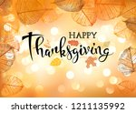 festive background with... | Shutterstock .eps vector #1211135992