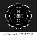 basketball elite champions   Shutterstock .eps vector #1211170168