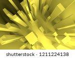 3d rendering. background... | Shutterstock . vector #1211224138