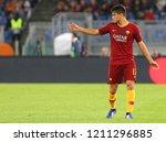 rome  italy   october 23 2018   ...   Shutterstock . vector #1211296885