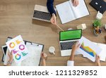 group of business people...   Shutterstock . vector #1211329852