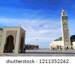 casablanca  morocco   december... | Shutterstock . vector #1211352262