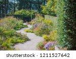 Formal Gardens In Summer
