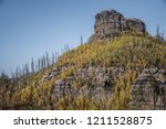 hiking in bohemian switzerland... | Shutterstock . vector #1211528875