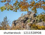 hiking in bohemian switzerland... | Shutterstock . vector #1211528908