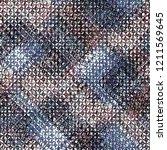 seamless pattern patchwork...   Shutterstock . vector #1211569645