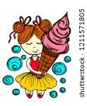 postcard  flyer  banner  print...   Shutterstock .eps vector #1211571805