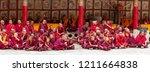 hemis  india   june 29  2012 ... | Shutterstock . vector #1211664838