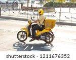 madrid   spain   september 24th ... | Shutterstock . vector #1211676352