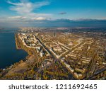 aerial view voronezh from... | Shutterstock . vector #1211692465