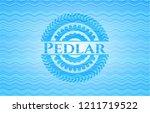 pedlar water concept style...   Shutterstock .eps vector #1211719522