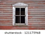 Barn Or House Window