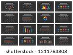 infographic design elements. | Shutterstock .eps vector #1211763808