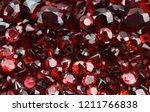 Red Garnet Zodiac Birthstone O...