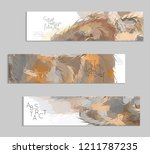 abstract cover template with... | Shutterstock .eps vector #1211787235