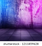 Metallic Interior Background...