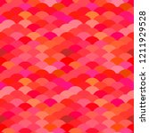 seamless pattern scales  wave... | Shutterstock . vector #1211929528