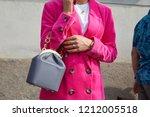 milan  italy   september 22 ...   Shutterstock . vector #1212005518