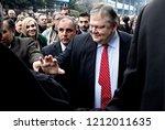 evangelos venizelos leader of... | Shutterstock . vector #1212011635