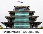 indianapolis   circa september... | Shutterstock . vector #1212080482