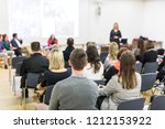 business and entrepreneurship... | Shutterstock . vector #1212153922
