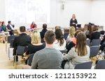 business and entrepreneurship... | Shutterstock . vector #1212153922